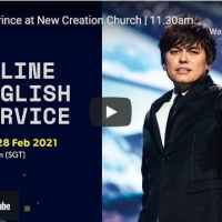 New Creation Church Sunday Live Service February 28 2021