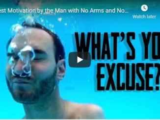 Nick Vujicic Inspirational Video By Motiversity