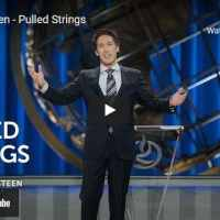 Pastor Joel Osteen Sermon - Pulled Strings