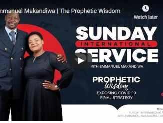 Prophet Emmanuel Makandiwa - The Prophetic Wisdom