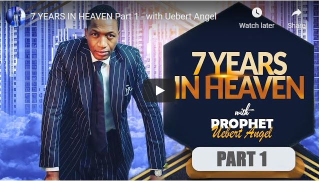 Prophet Uebert Angel Sermon - 7 Years In Heaven