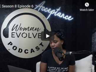Woman Evolve Podcast By Sarah Jakes Roberts - Season 8 Episode 6