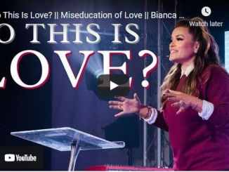 Bianca Olthoff - So This Is Love? | Miseducation of Love