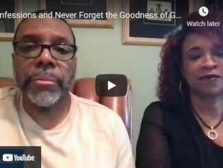 Creflo & Taffi Dollar - Confessions and Never Forget the Goodness of God