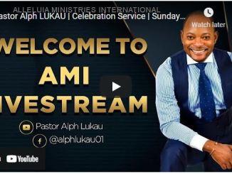 Pastor Alph Lukau Sunday Live Service March 28 2021