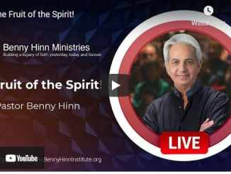 Pastor Benny Hinn Sermon - The Fruit of the Spirit