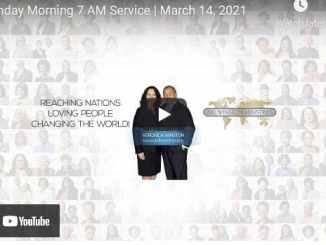 Pastor Bill Winston Sunday Live Service March 14 2021