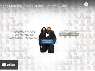 Pastor Bill Winston Sunday Live Service March 7 2021