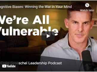 Pastor Craig Groeschel Sermon - We Are All Vulnerable