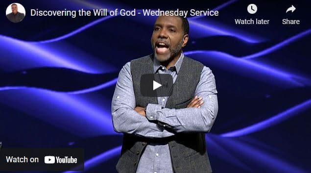Pastor Creflo Dollar Sermon - Discovering the Will of God