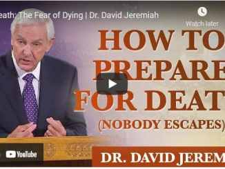 Pastor David Jeremiah Sunday Sermon March 21 2021