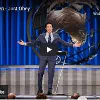 Pastor Joel Osteen Message - Just Obey