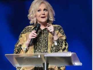 Pastor Sheryl Brady Celebrates Her Granddaughter McKenzie Jeffrey