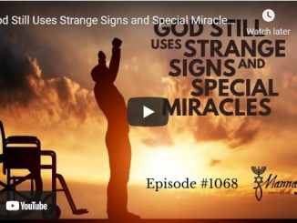 Perry Stone - God Still Uses Strange Signs and Special Miracles