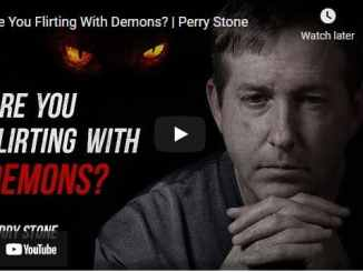 Perry Stone Sermon - Are You Flirting With Demons?