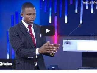 Prophet Shepherd Bushiri Sunday Live Service March 7 2021