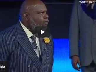 TD Jakes & Lady Chirlane McCray - Breaking The Silence & Forging Friendships