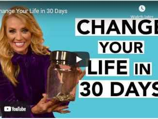 Terri Savelle Foy - Change Your Life in 30 Days