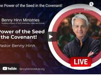 Benny Hinn - The Power of the Seed in the Covenant