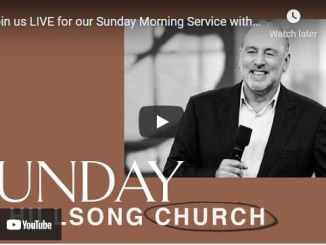 Hillsong Church Sunday Live Service April 18 2021