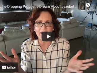 Jennifer Leclaire - Prophetic Dream About Jezebel and Athaliah