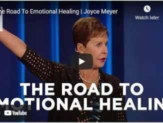 Joyce Meyer - The Road To Emotional Healing
