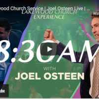 Lakewood Church Sunday Live Service April 11 2021 With Joel Osteen