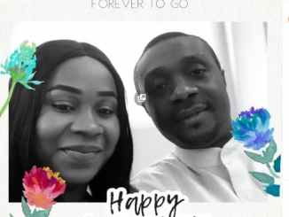 Nathaniel Bassey And His Beautiful Wife Celebrates 8 Years Anniversary