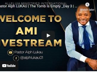Pastor Alph Lukau Easter Sunday Service April 4 2021