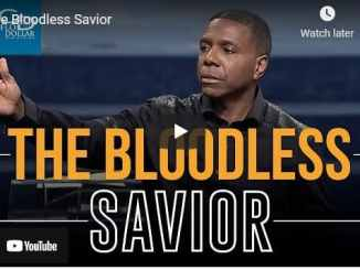 Pastor Creflo Dollar Sermon - The Bloodless Savior