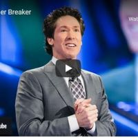 Pastor Joel Osteen Sermon - Be A Barrier Breaker