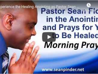 Pastor Sean Pinder Morning Prayer April 19 2021