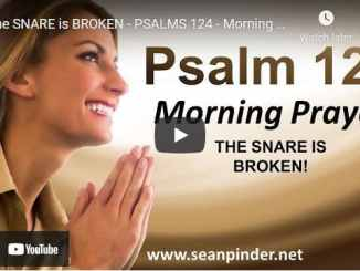 Pastor Sean Pinder Morning Prayer April 23 2021