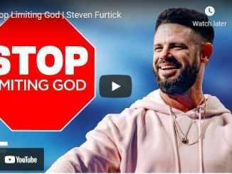 Pastor Steven Furtick Sermon - Stop Limiting God