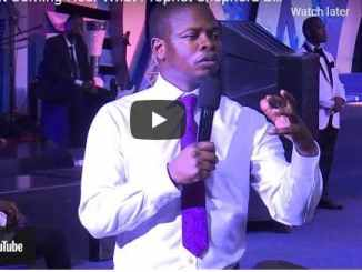 Prophet Shepherd Bushiri Easter Sunday Service April 4 2021