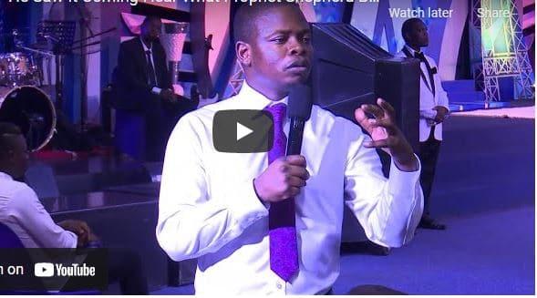 Prophet Shepherd Bushiri Easter Sunday Service April 4 2021