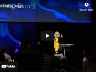 Sheryl Brady Sermon - Discerning Doors