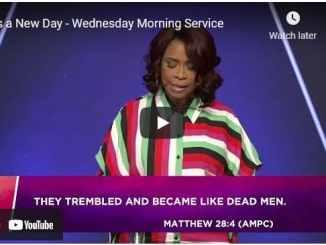 Taffi Dollar Sermon - Its a New Day
