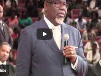 Bishop TD Jakes Sermon - Your Opposition is Your Opportunity
