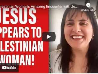 Palestinian Woman's Amazing Encounter with Jesus