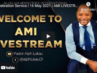 Pastor Alph Lukau Sunday Live Service May 16 2021