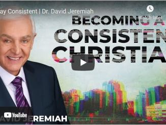 Pastor David Jeremiah Sunday Sermon May 16 2021