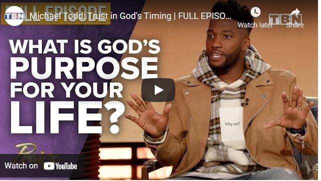 Pastor Michael Todd - Trust in God's Timing