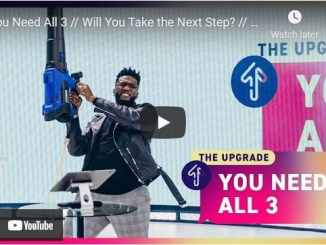Pastor Michael Todd - You Need All 3 - Will You Take the Next Step?
