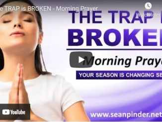 Pastor Sean Pinder Morning Prayer Session For May 25 2021