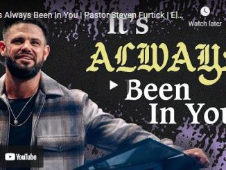 Pastor Steven Furtick Sermon - It's Always Been In You
