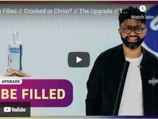 Pastor Tim Ross Sermon: Be Filled // Crooked or Christ?