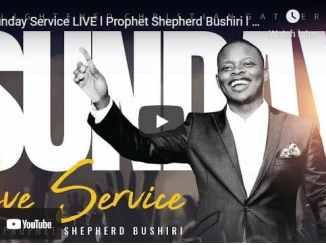 Prophet Shepherd Bushiri Sunday Live Service May 2 2021