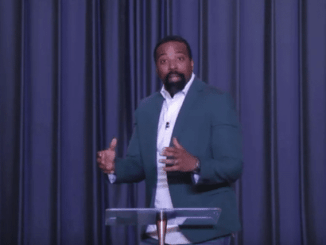 Pastor Michael Phillips The Glory Conspiracy