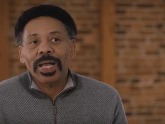 Tony Evans Sermon - Trusting God in A Storm